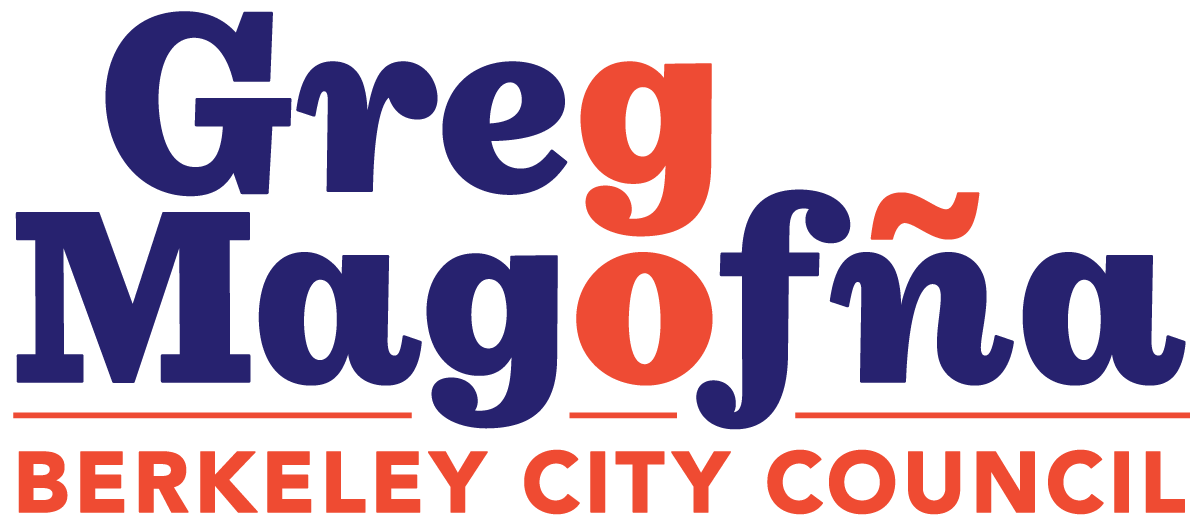Greg for Berkeley City Council